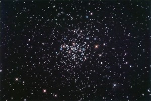 A lovely open cluster M67