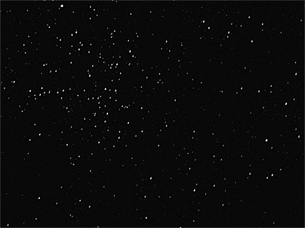 Open cluster M38 in Auriga