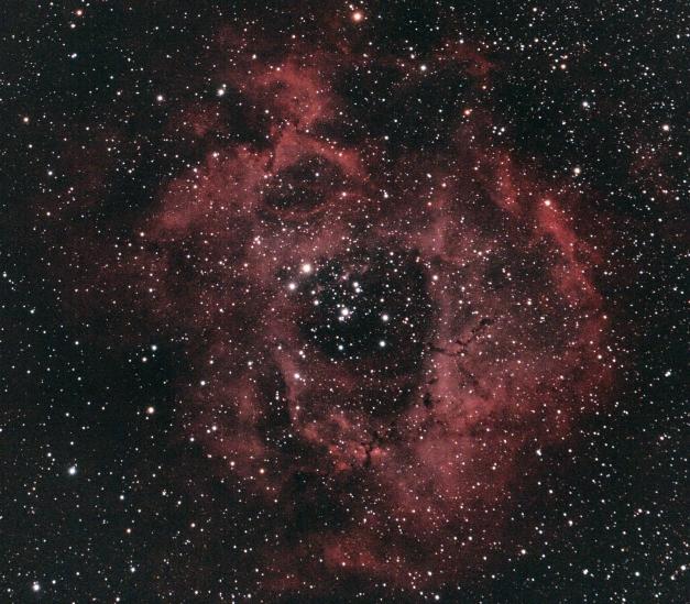 Caldwell 49/50 The Rosette Nebula 2014_03_24