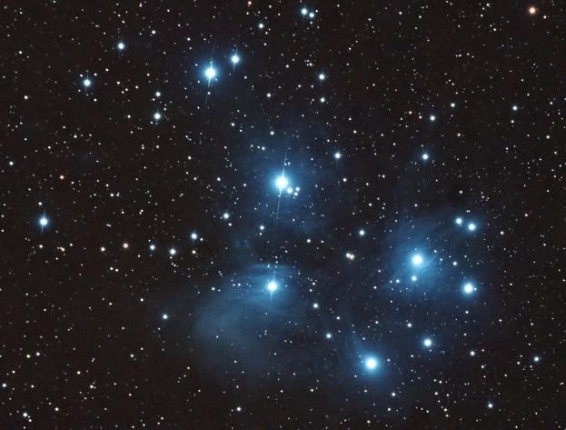 M45 Pleiades in Taurus